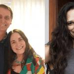 """Após convite de Bolsonaro para Regina Duarte, Janaína Paschoal afirma: """"Aceita, Regina! Quem melhor que você, mulher?"""""""