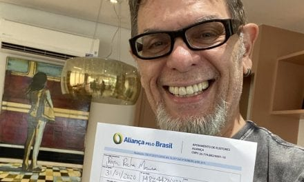 Vocalista Roger Moreira, do Ultraje a Rigor, anuncia apoio ao novo partido de Bolsonaro, Aliança pelo Brasil