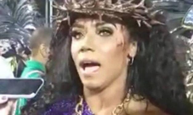 Carnaval Rio 2020: Mangueira representa Jesus como uma mulher