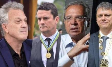 """Pedro Bial rasga elogios a ministros do Governo Bolsonaro: """"Estão fazendo coisas muito boas, são ótimos ministros"""""""