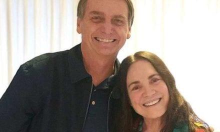 Regina Duarte acerta sua rescisão e troca Rede Globo pelo Governo Bolsonaro