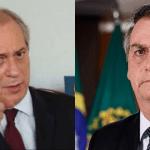 """Ciro chama Bolsonaro de """"boçal"""" e """"canalha"""" e também chama a família do presidente de """"canalha"""""""