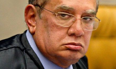 Gilmar Mendes contra Bolsonaro