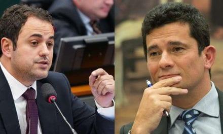 Após proferir ataques contra o ministro Sergio Moro, psolista Glauber Braga é denunciado no Conselho de Ética