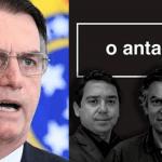 Site de notícias provoca Bolsonaro, e leva resposta contundente do presidente