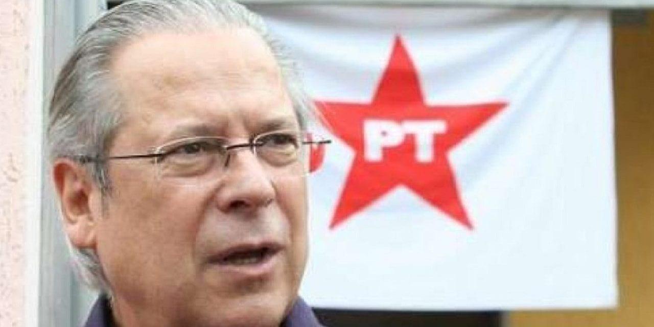 """José Dirceu: """"Estamos, novamente, sob a ameaça de uma ditadura militar"""""""