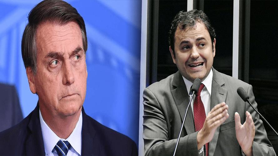 "Bolsonaro parabeniza Sérgio Moro e detona Glauber Braga: ""DESQUALIFICADO""!"