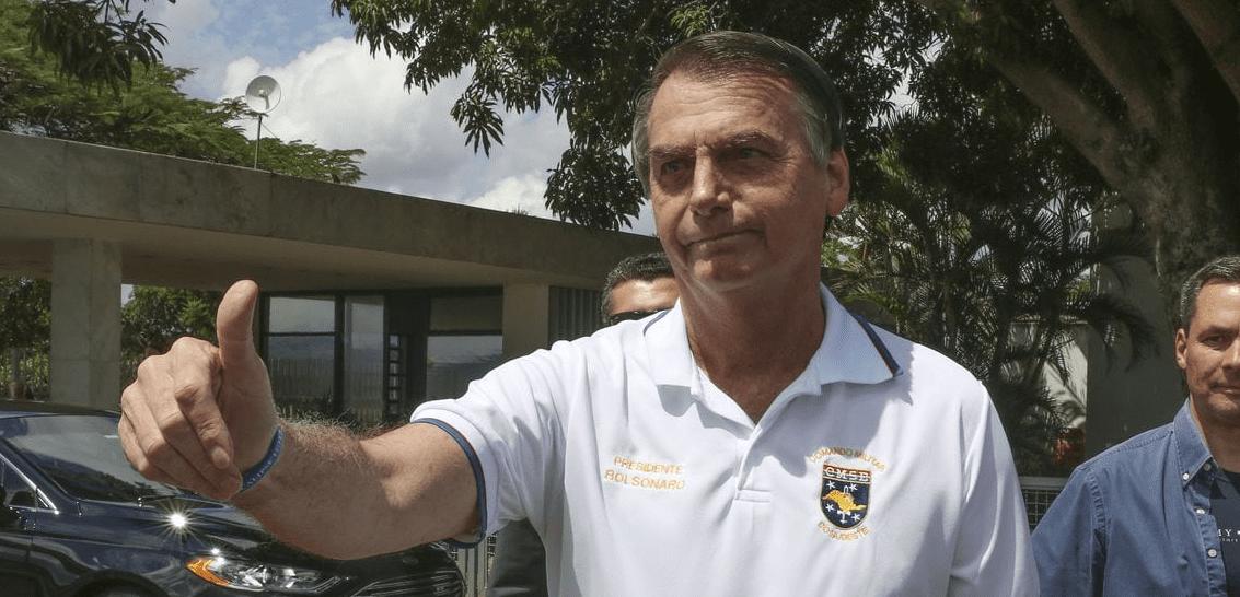 Reeleição encaminhada? De acordo com pesquisa, Bolsonaro lidera com folga para 2022
