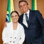 Regina Duarte já pussui data para ser empossada a frente da Secretaria Especial de Cultura
