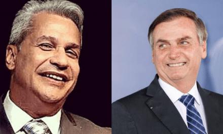 """Em seu programa, Sikera Jr dedica homenagem a Bolsonaro: """"Deus abençoe você e sua família. O Senhor sabia que não seria fácil"""""""