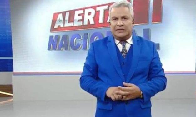 """Revista Época chama Sikera Jr de """"o apresentador dos Bolsonaros"""", e ele responde ao vivo: """"Para mim isso é um elogio"""""""
