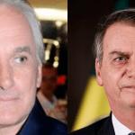 """Apresentador Otávio Mesquita sai em defesa de Bolsonaro: """"Não podemos e não vamos parar o país"""""""