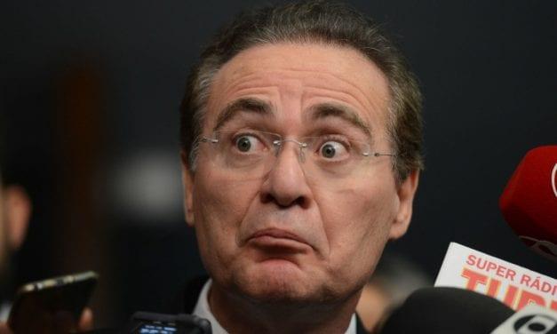 """Renan Calheiros acusa o Presidente Bolsonaro de """"irresponsabilidade diplomática"""""""