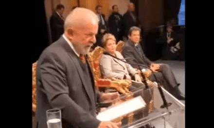 Vídeo: Em Paris, Lula chama Sérgio Moro de mentiroso e é vaiado por plateia