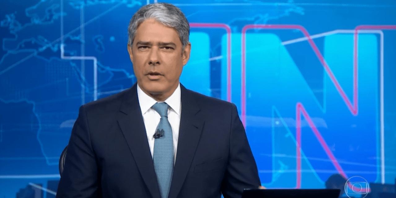 Jornal Nacional tenta jogar população contra Bolsonaro após pronunciamento