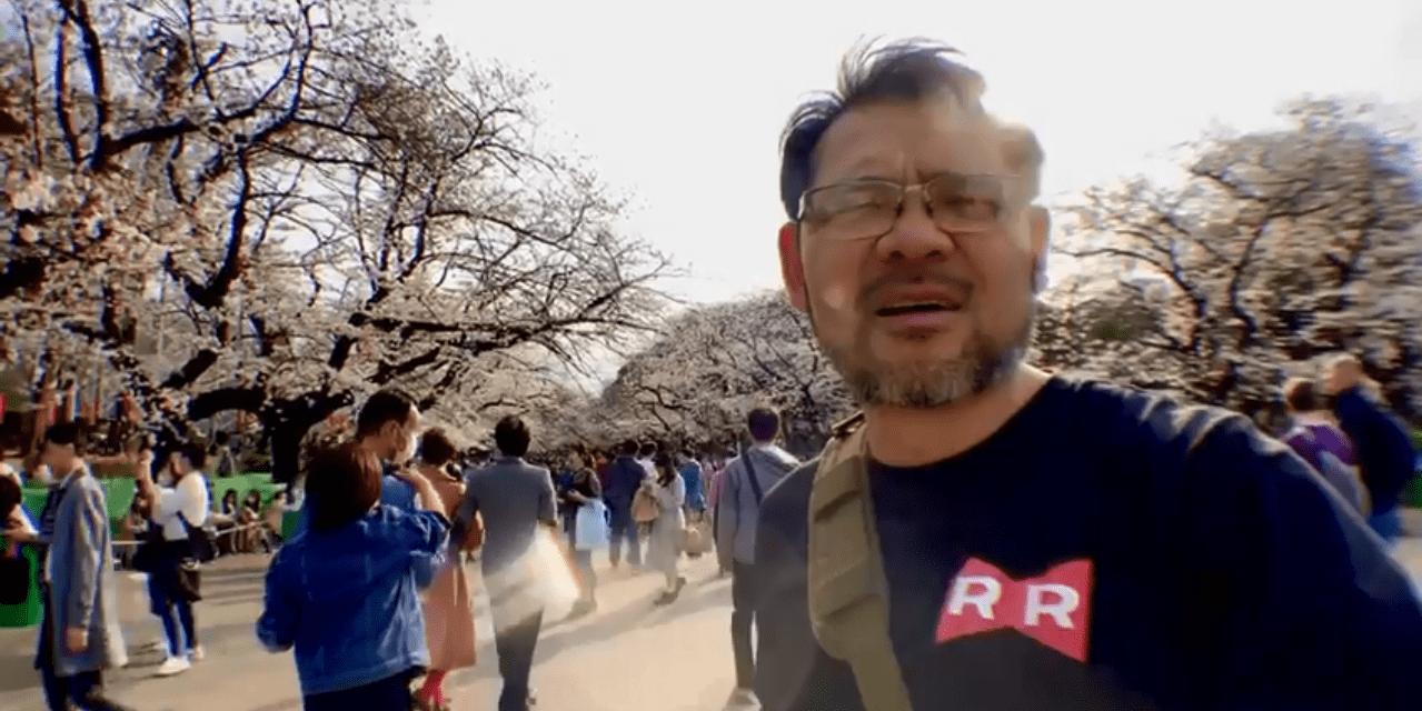 Brasileiro residente no Japão grava vídeo mostrando que não há isolamento no país asiático