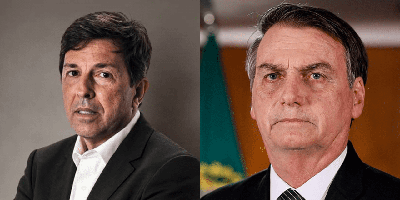 Derrotado em 2018, Amoedo reaparece e sugere que Bolsonaro renuncie à presidência da República