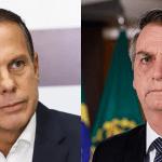 """Em novo ataque contra Bolsonaro, João Doria afirma que presidente """"não está com as faculdades mentais em plenitude"""""""