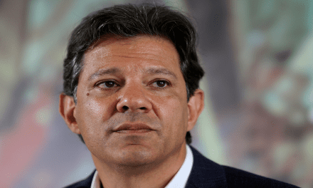 "Fernando Haddad chama o presidente Jair Bolsonaro de ""verme"""