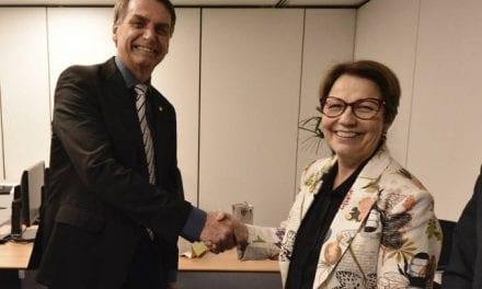 Ministra Tereza Cristina irá ceder dezenas de laboratórios do Ministério da Agricultura para testes de Covid-19