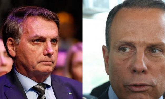 """""""Quando falamos em união, nos referimos aos que querem o melhor para o Brasil, não uma aliança com quem quase o destruiu"""" diz Bolsonaro"""