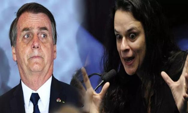 Janaína Paschoal fala em colocar os militares nas ruas contra o Presidente Bolsonaro