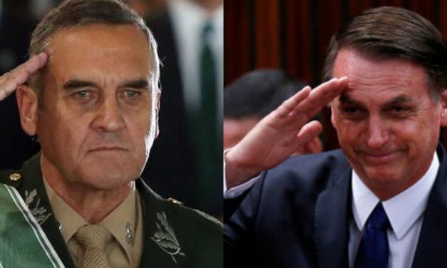 "General Villas Bôas diz que Bolsonaro saíra fortalecido da pandemia: ""Eu acho que ao final, ele vai sair por cima"""