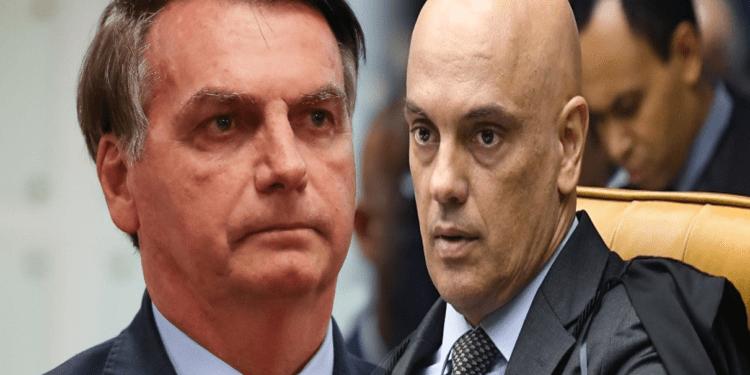 """Recado de Bolsonaro para o STF: """"Ninguém vai querer dar um golpe em cima de mim"""""""